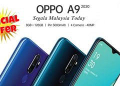 Prices and Specifications for the Oppo A9 2020, Launching September 2019